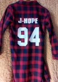 Shirt J-Hope BTS