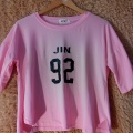 T-shirt Jin BTS