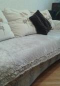 покрывало на диван