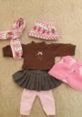 Зимняя одежда (кукольная)