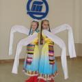 Тибетский национальный костюм