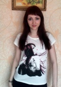 Милая футболочка))