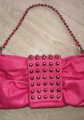 Долгожданный розовый клатч :)