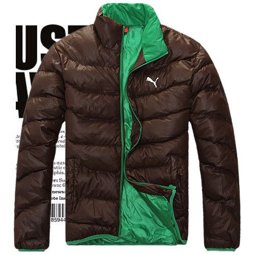Зимние Куртки Puma