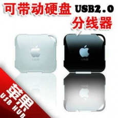 Переходник.Texwood APPLE USB HUB 1 4