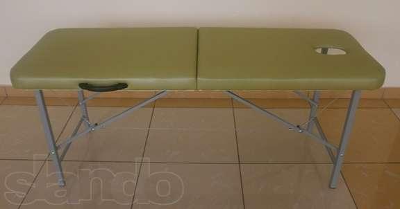 Как сделать массажный стол