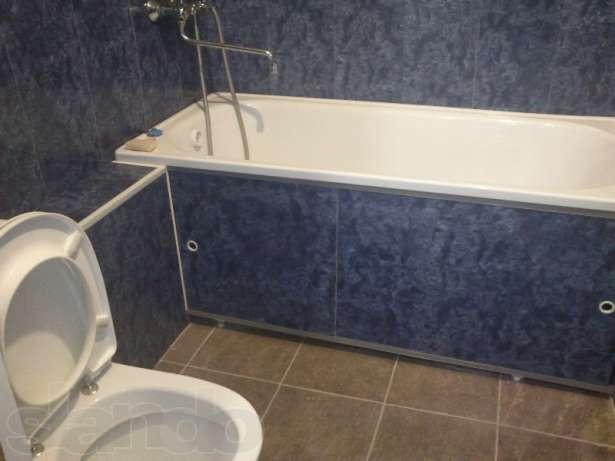 Отделка сайдингом ванной комнаты своими руками