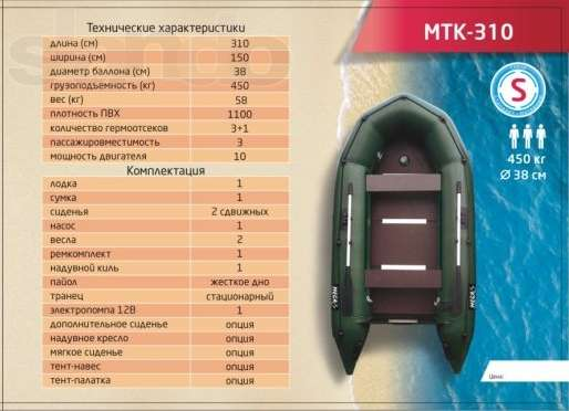 детали для надувной лодки