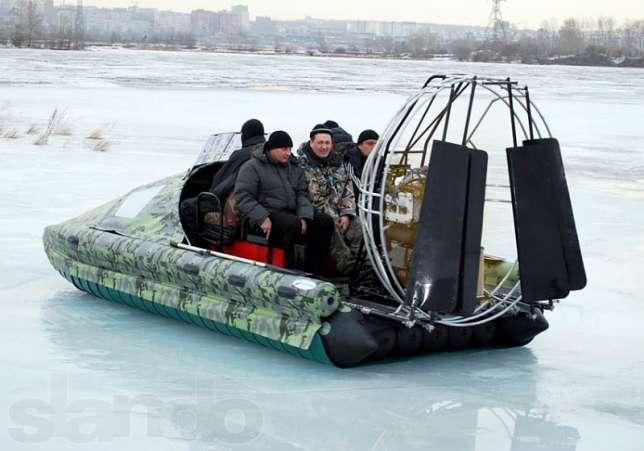 ветродуй на лодку