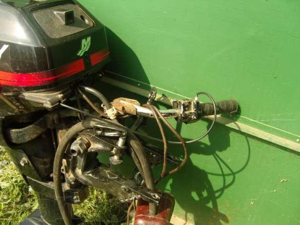 все о лодочном моторе меркури 15 сил