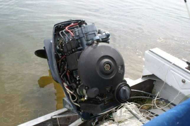 лодка сарепта из мотором ямаха