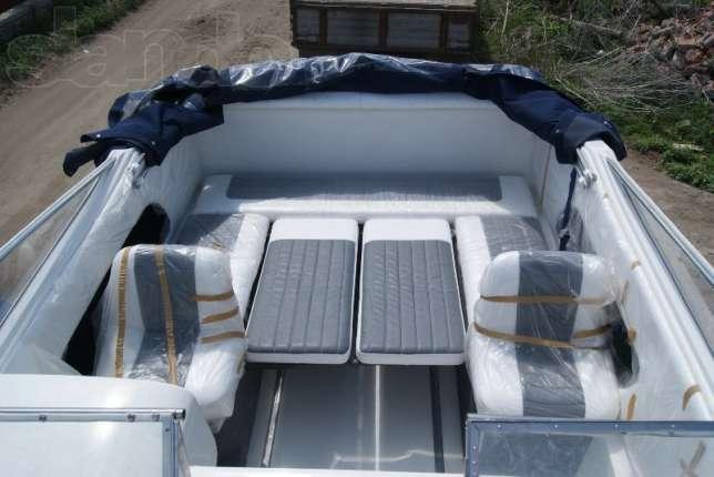 организация места в лодке