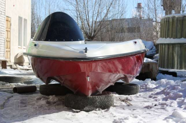 лодка дельта-тренер