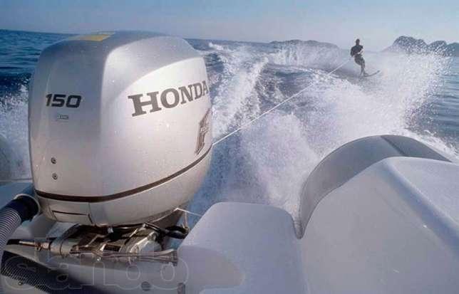 расконсервация лодочного мотора хонда
