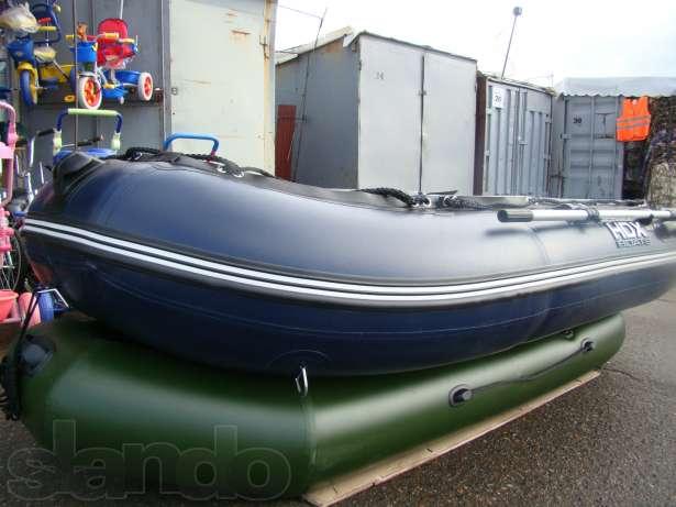 лодка пвх инзер-330 v киль моторная надувная