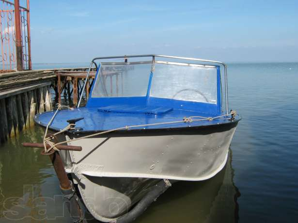 комплектация лодки прогресс 4