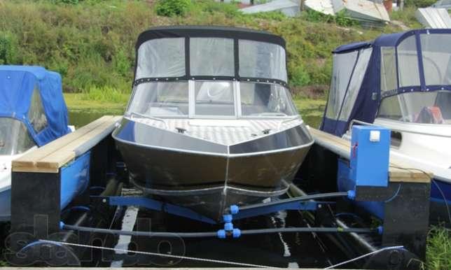 подъемник для лодки