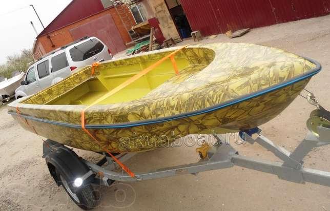 лодка лиман 350 цена