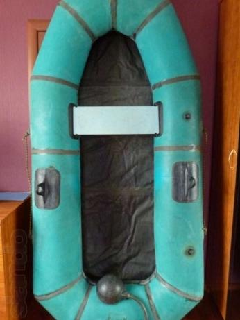 полутораместные надувные лодки