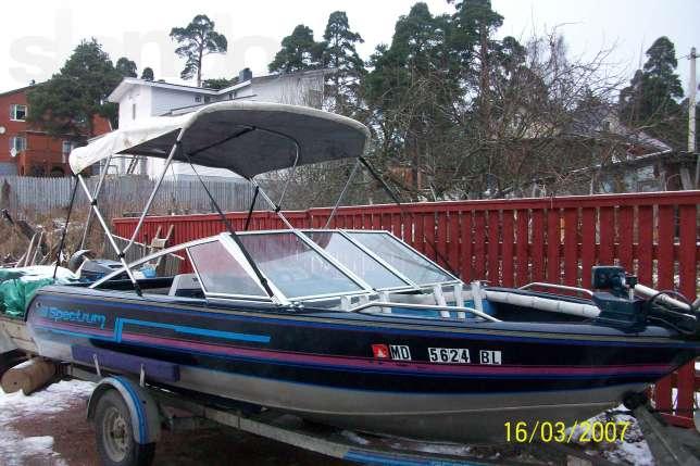 катера для рыбалки из сша б у