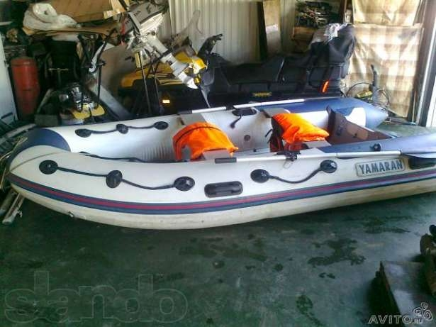 лодки моторные пермь