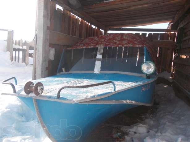 рулевой редуктор на лодку в томске