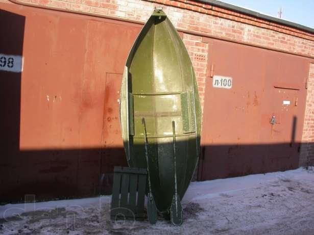 лодка восьмиклинка размеры