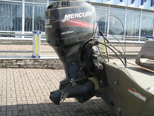 куплю лодочный мотор меркурий джет водомет
