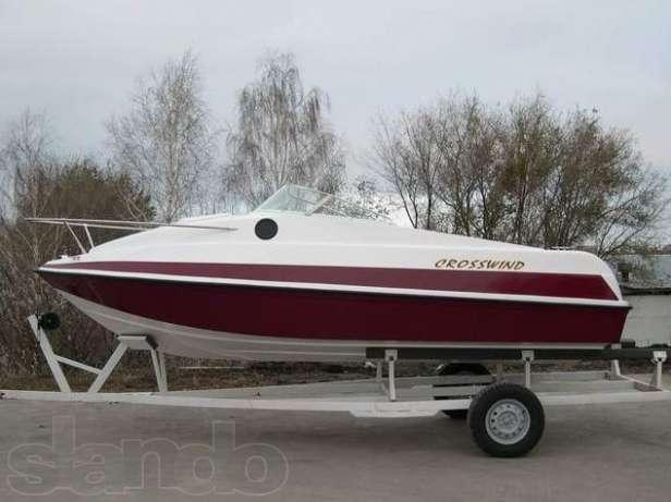 лодка кроссвинд 175