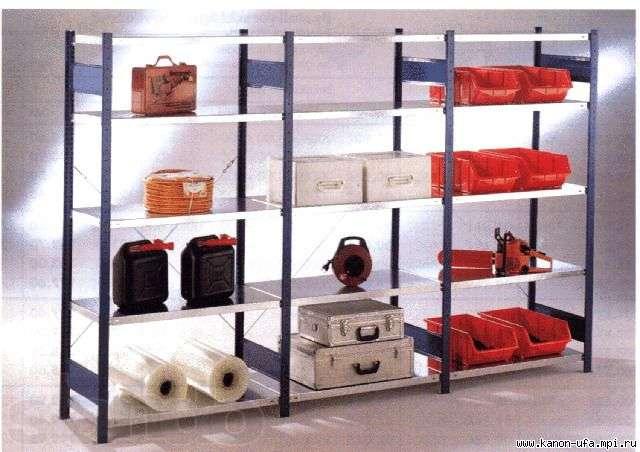 купить сборный стеллаж для гаража в нижнем новгороде делать