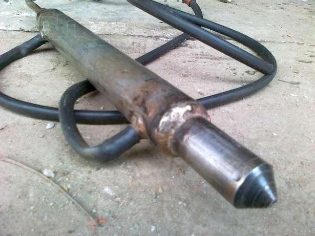 Металлический змеевик