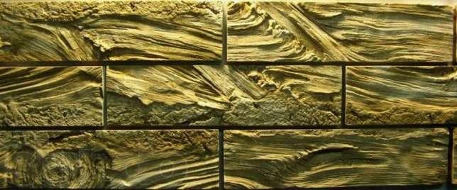 Форма для производства декоративного камня