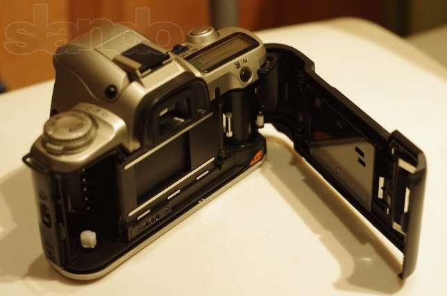 Лучшие зеркальные пленочные камеры