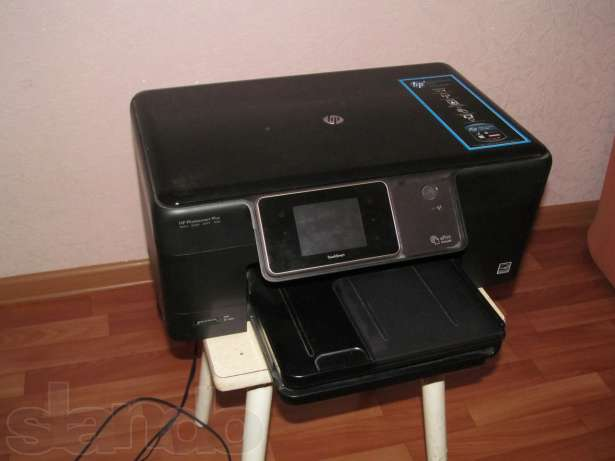 Мфу принтер, копир, сканер hp photosmart plus b210b (cn216c)